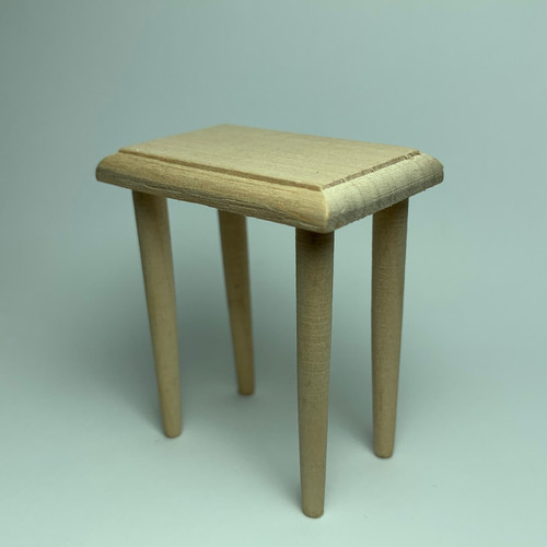 End Table, Unfinished (CLA08660)