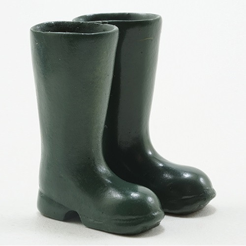 Green Rubber Boots (IM65603)