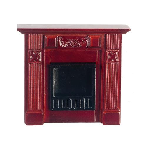 Elizabeth Fireplace/Mahogany (AZT3844)