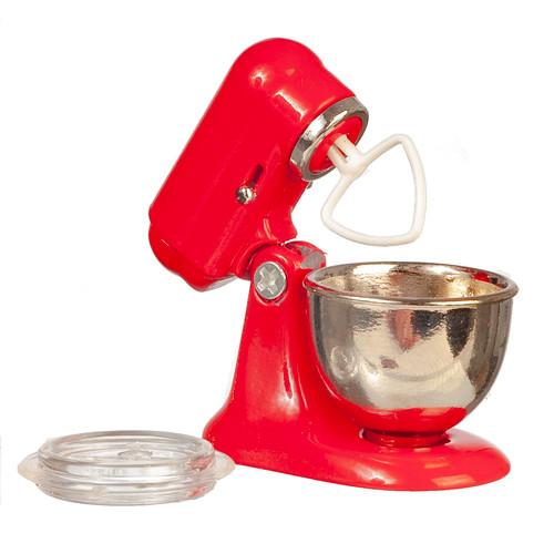Mini Mixer, Red/Silver (AZG7771)