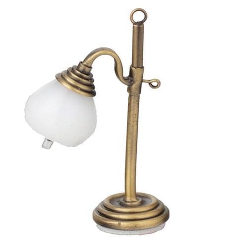 Antique Gold Globe Table Lamp (HW2796)