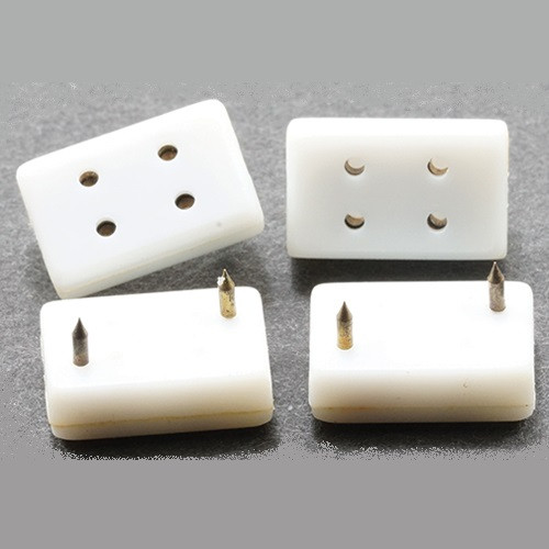 Dollhouse Miniature Petite Double Wall Outlets (MH44005)
