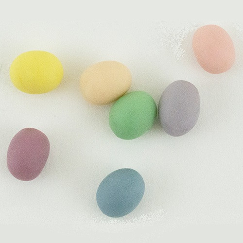 Seven Colored Easter Eggs (MUL5620)