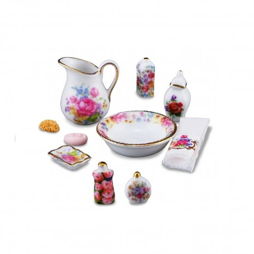 Dresden Rose Wash Set (MC16186)