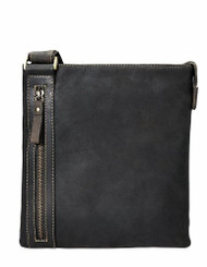 Visconti 16111 Messenger Shoulder Crossbody Bag Handbag for iPad Oiled Leathe...