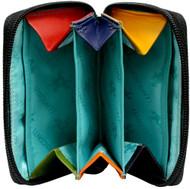 Visconti SP26 Multi Colored Soft Leather Coin Purse