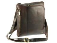 Visconti Merlin 20 Medium A5 Size Messenger Bag / Shoulder Crossbody Bag / Sl...