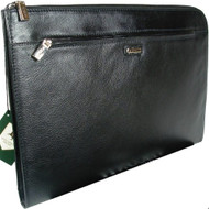 Visconti 18238 BOND Leather Portfolio File Case