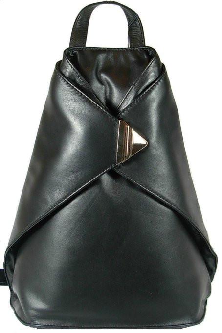 c2921336f1 Visconti Stylish Quality 18259 Ladies Triangular Soft Genuine ...