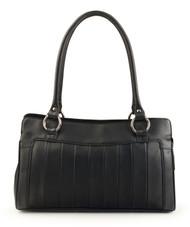 Visconti 18828 Zip Top Leather Handbag