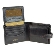 Tuscany 48 Secure RFID Blocking Genuine Leather ID Wallet Parent