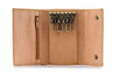 Visconti 1178 Leather Key Case Wallet   Key Holder Wallet  Coin Purse -  Visconti 80b6a0e0b8