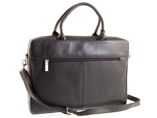 01561346fd3c Visconti 18427 Ladies Leather Briefcase Laptop Case
