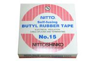 Butyl Tape (Black Self Fusing Rubber Butyl)