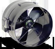 Minitube Series - In-Line Fan