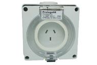 Protega Industrial Socket Outlet (3 Pins)