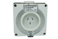 Protega Industrial Socket Outlet (4 Pins)