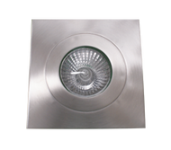 Downlight Stainless Steel Square