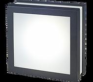 LED wall light square