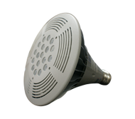 43W LED lamp, GES E40 Based
