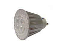 Non-Dimmable 7W LED Lamp, GU10 based