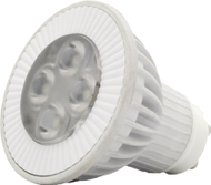 7W LED lamp, GU10 based, Dimmable