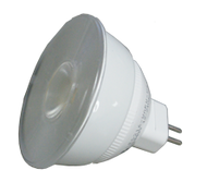 4W LED lamp, MR16 based