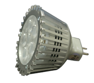 8W high power LED lamp, MR16 Based