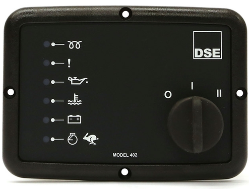 Waterproof MTS and ATS control module DSE402MKII
