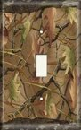 Autumn Leaves - Light Switch Plate Cover