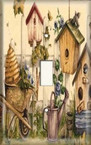 Bird Lover - Light Switch Plate Cover
