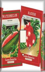 Radish and Watermelon Seed Packets - Light Switch Plate Cover
