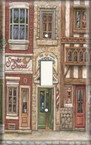 Storefronts - Light Switch Plate Cover