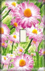 Summer Breeze - Light Switch Plate Cover