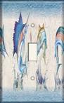 Swordfish - Light Switch Plate Cover