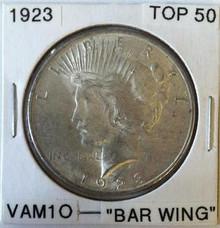 """1923-P VAM-1'O' """"Bar Wing"""""""