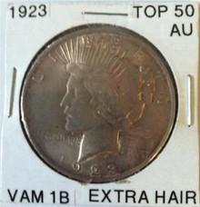 1923-P VAM-1B Extra Hair Die Break TOP 50 AU