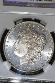 1878 7TF REV 78 Morgan Dollar NGC MS 64 PL VAM 43