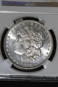 1878 7TF REV 78 Morgan Silver Dollar NGC MS 64 VAM 31