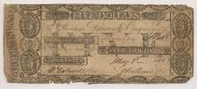 MARYLAND May 20th 1808 President Directors Company VG