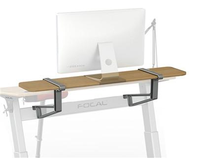 Optional shelf shown w/ IMAC attachment and light