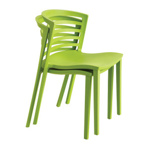 Entourage™ Indoor Outdoor Stack Chair 4/Pack