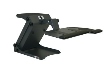 TaskMate Journey Desk Top Sit Stand, Standard version shown
