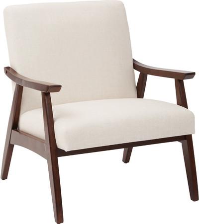 Davis Chair in Linen ...  sc 1 st  Office Chairs Usa & Davis Armchair | Modern Wooden Armchair | Ave Six Chair
