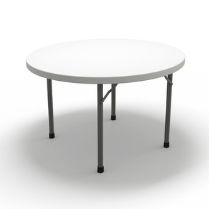 Round Folding Event Table, 48""