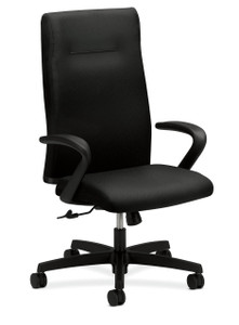 Hon Ignition High Back Heavy Duty Executive in CU10 Black