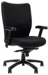 Element Executive, standard black, side