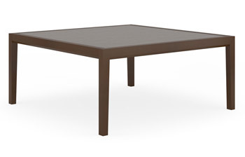 Brooklyn Wood Square Table, 36""