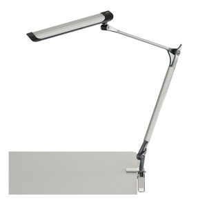 Z-Arm™ Clamp LED Lighting, silver