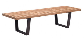 Heywood Double Bench